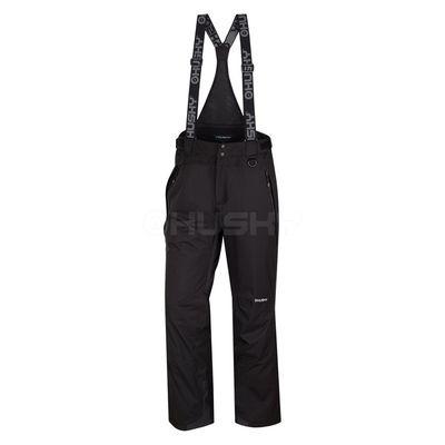 Husky Pánske lyžiarske nohavice Marven čierna