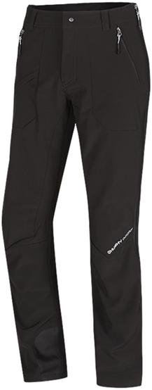 Husky Pánske outdoor nohavice Ender čierna