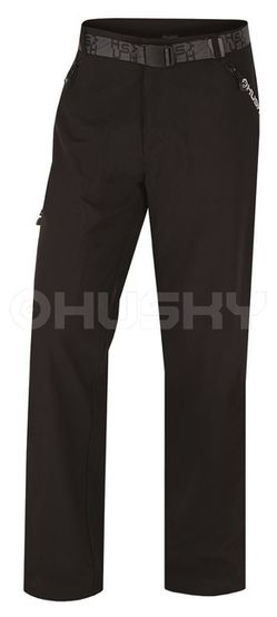Husky Pánske outdoor nohavice Propy M čierna