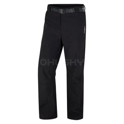 Husky Pánske outdoor nohavice Pruvy M čierna