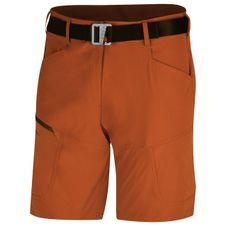 efe380e5f Husky Pánske šortky Kimbi M tm. oranžová