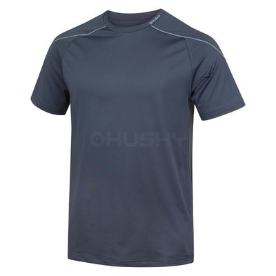 Husky Pánske tričko Taury M antracit