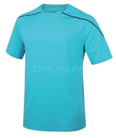Husky Pánske tričko Taury M modrá