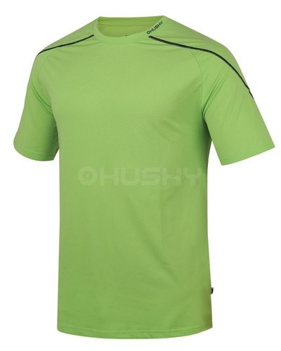 Husky Pánske tričko Taury M zelená