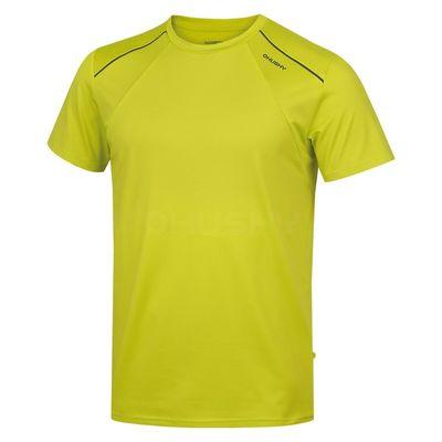 Husky Pánske tričko Telly M zelená/antracit