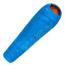 Husky Spacák Outdoor Husky -10°C LONG modrá