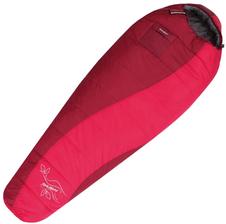 Husky Spacák Outdoor Ladies Majesty -10°C ružová