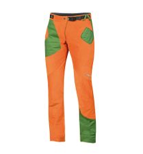Nohavice Directalpine Karma - orange/green