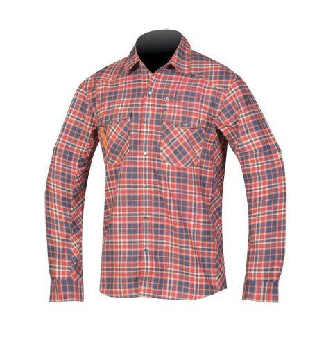 Košeľa Directalpine Whistler 1.0 - red