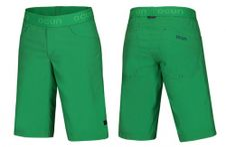 Krátke nohavice Ocún Mánia Shorts - Green/Navy