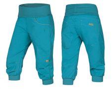 8abea4c388883 Krátke nohavice Ocún Noya shorts - Blue Yellow ...