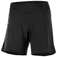 Krátke nohavice Salomon Sense Short M - black