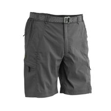 Krátke nohavice Warmpeace Corsar Shorts - iron