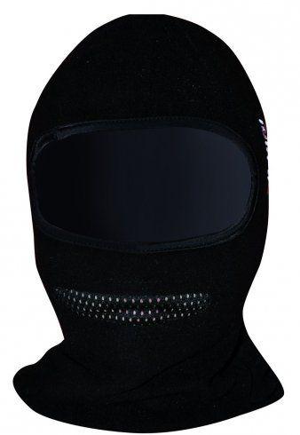 Kukla Silvini Fleece black