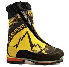 Turistická obuv La Sportiva 11 ABY Batura EVO - Black/Yellow