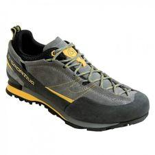 Turistická obuv La Sportiva Boulder X - Grey/Yellow