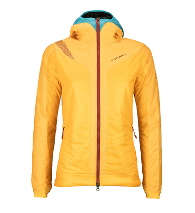 Bunda La Sportiva Estela 2.0 Jacket Women - papaya/blue moon
