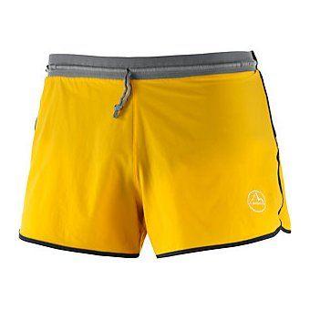 La Sportiva Pace Short - Yellow