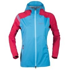 La Sportiva Storm Fighter 2.0 GTX Jacket Women - blue moon