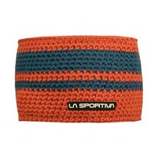 La Sportiva Zephyr Headband - flame/dark sea