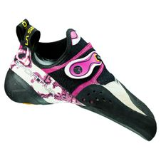Lezečky La Sportiva Solution Woman - white/ pink