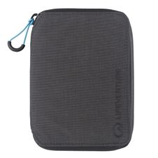 Lifeventure RFiD Mini Travel Wallet - Grey