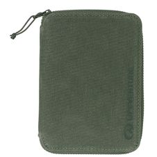 Lifeventure RFiD Mini Travel Wallet - Olive