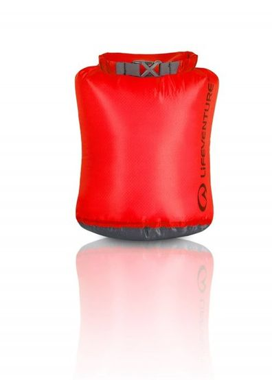 LifeVenture Ultralight Dry Bag 2l - Red