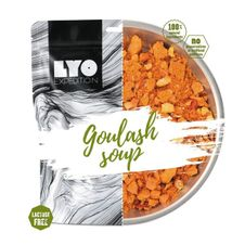 LyoFood Guľášová polievka s mäsom - 500 g