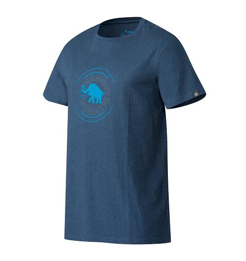 Mammut Garantie T-shirt Men - marine/melange