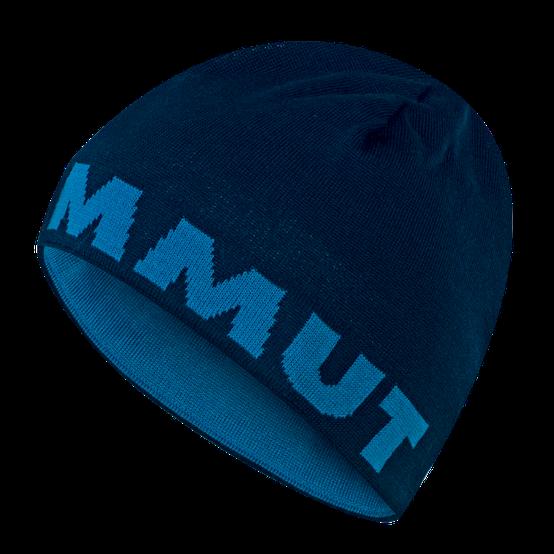 Mammut Logo Beanie - marine/atlantic