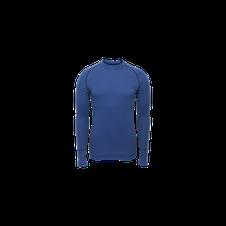 Termoprádlo Merino BRYNJE Arctic Double Shirt so sieťovinou - modré