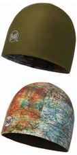 Buff Microfiber 2 layer hat - intinerary multi/beech multi