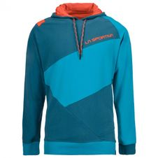 Mikina La Sportiva Magic Wood Hoody lake/tropic