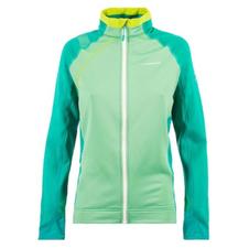 8862d7ba8d Mikina La Sportiva Sharki Jacket Women - spruce emerald