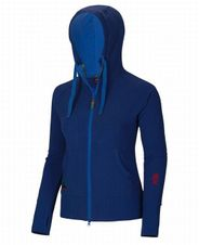 Mikina Ocún Corso Hoodie Women - Night Blue
