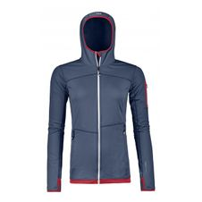 Mikina Ortovox W´s Fleece Light Hoody High - night blue