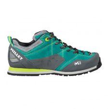 Turistická obuv Millet LD Rockway - Green c6d03bdf57c