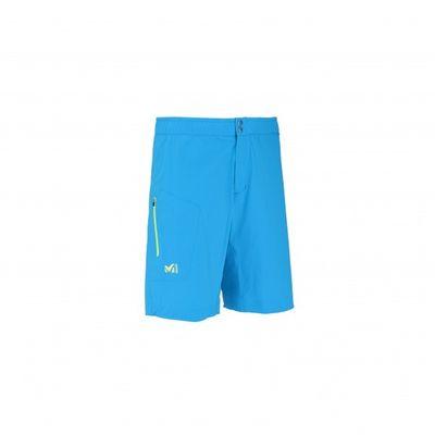 Krátke nohavice Millet LTK Rush Long Short - blue