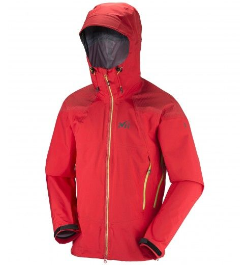 Millet Needles GTX JKT - red/rouge