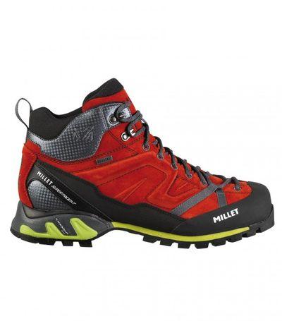 Turistická obuv Millet Super Trident GTX - Red