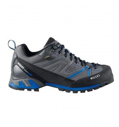 Turistická obuv Millet Trident GTX - blue/black