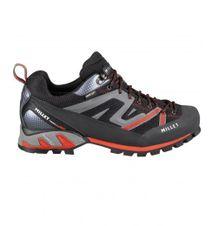 Turistická obuv Millet Trident GTX - red/black