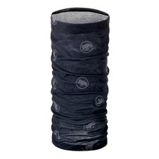 Multifunkčná šatka Mammut Neck Gaiter - black/titanium