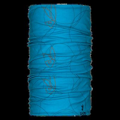 Multifunkčná šatka Zajo Unitube Blue Circles