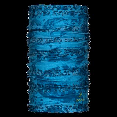 Multifunkčná šatka Zajo Unitube Blue Rock