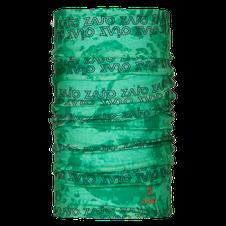 Multifunkčná šatka Zajo Unitube Green Rock