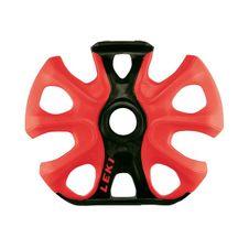 Náhradný tanierik Leki Big Mountain Binding 95 mm - červená