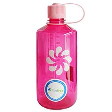 Nalgene Narrow Mouth 1l - Pink Tritan