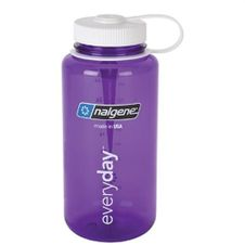 Nalgene Wide Mouth 1.0 l - Just Purple